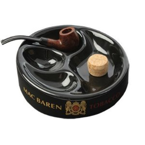 Mac Baren Pipe Ashtray
